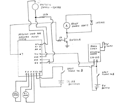 photocell wiring diagram schematic get free image about