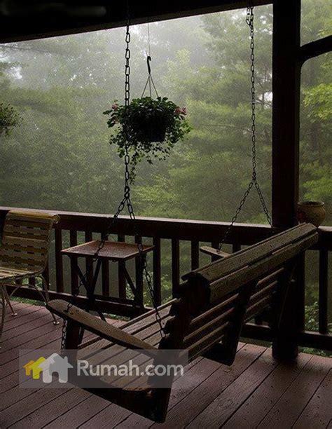 Ayunan Taman Atau Gantung saat hujan berada di rumah juga bisa menyenangkan rumah dan gaya hidup rumah