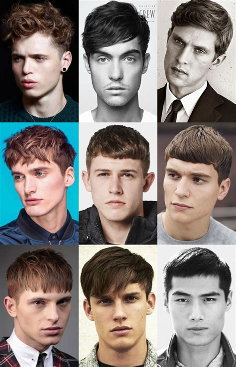 5 Popular Men?s Hairstyles For Spring/Summer 2015