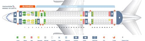 boeing 757 200 seats seat map boeing 757 200 american airlines best seats in