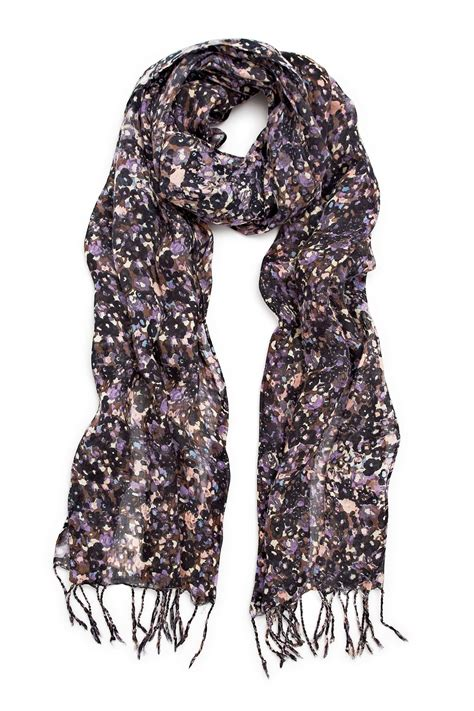 forget me not floral scarf scarves great plains