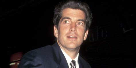 jfk jr john f kennedy jr was so dreamy he made questionable