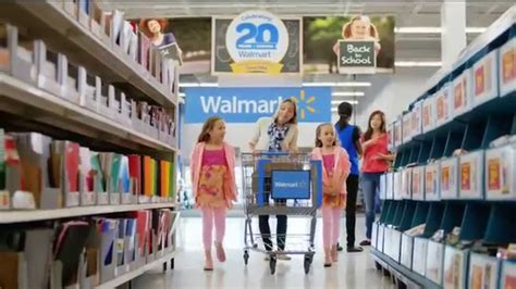 does walmart walmart canada back to school commercial 2014