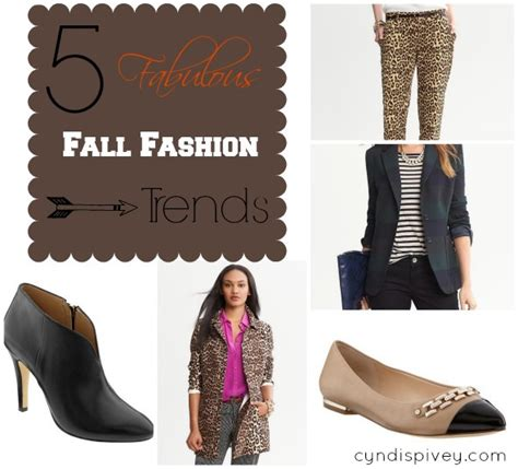 Summer Fashion Alert 55 Most Fabulous Trends Of 2008 by 5 Fabulous Fall Fashion Trends