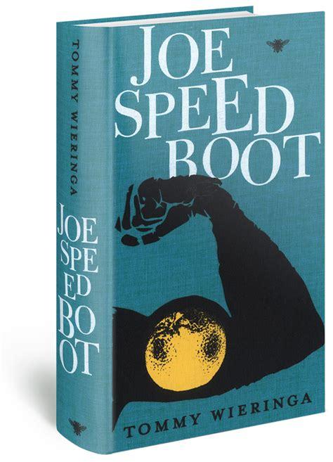 joe speedboot boek joe speedboot de bezige bij