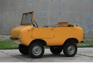 4x4 Fiat 500 1968 Ferves Ranger 4x4 18hp Fiat 500 Motor Sweet