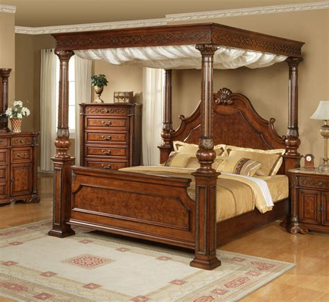 Canopy Bedroom Sets by Canopy Bedroom Set Myideasbedroom