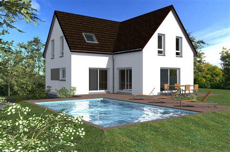 Construire Sa Maison 2569 by Construire Sa Maison Les Nouvelles Tendances R V L Es
