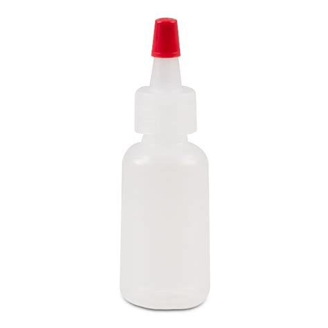 1 ounce bottles plastic squeeze bottles tip 1oz capacity