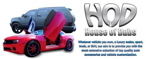 House Of Dubs by House Of Dubs Is To Baltimore S Best Vehicle Custom Shop