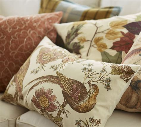 Fall Pillows Pottery Barn 11 ways to add fall to your home the turquoise home