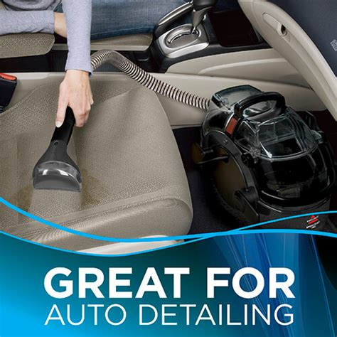 Professional Car Upholstery Cleaning by Spotclean Pro Portable Carpet Cleaner Bissell 174