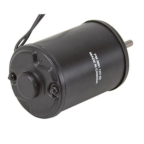 12 volt fan motor 12 volt dc 2740 rpm wilson fan motor pm3691 dc fan