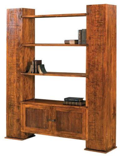 libreria etnica libreria etnica torri in offerta legno massello