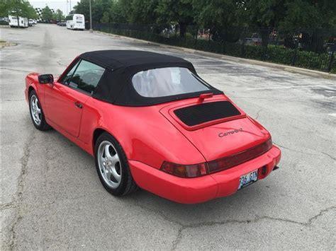 porsche 911 1990 for sale 1990 porsche 911 964 for sale