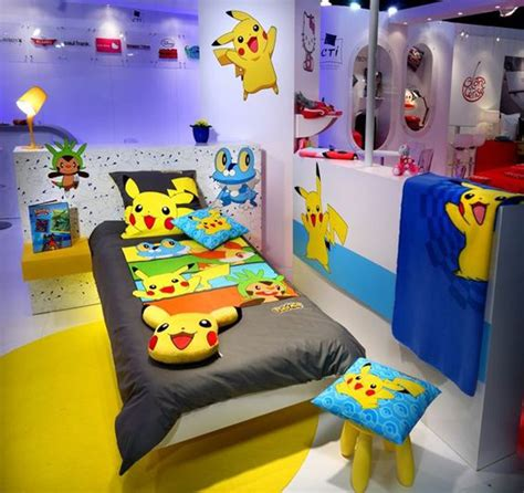 kids theme bedrooms 10 cute and adorable ways to diy pokemon home design and