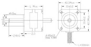 stepper motor philippines nema 17 4 5kg cm makerlab electronics