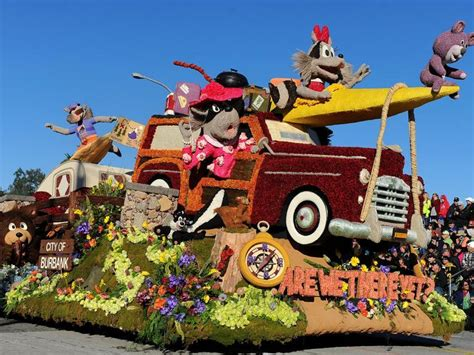 theme of rose parade 2016 ushering in the new year with a tournament of roses