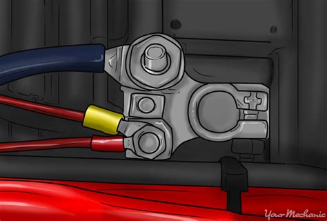 how to install a car volt yourmechanic advice