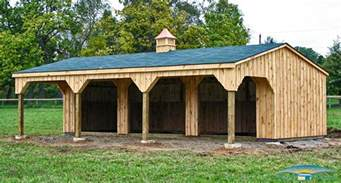 Pole Barn Kits Building Packages run in sheds horizon structures