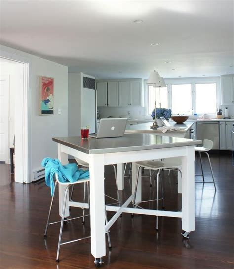 kitchen island with sink design randy gregory design stainless steel kitchen island bar design randy gregory