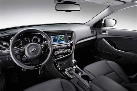Optima 2014 Interior by 2014 Kia Optima Interior