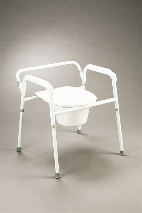care quip  bedside commode