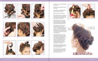 black up dos pin curls hairstyles pin curl hairstyles