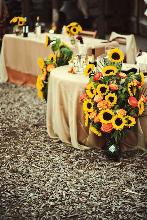 western wedding  tinywater photography sunflower