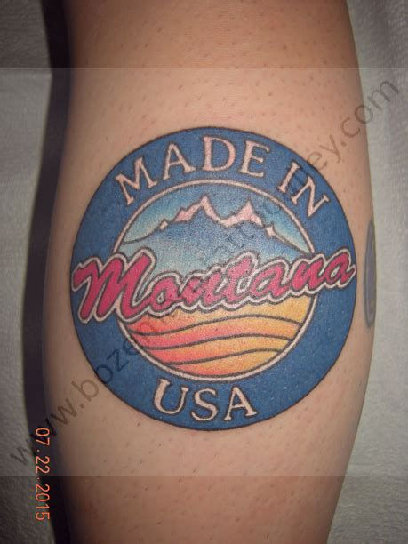 tattoo bozeman made in montana bozeman s alley l l c pictures