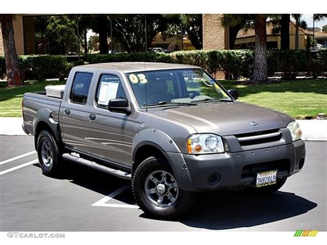 frontier nissan 2003 2003 nissan frontier photos informations articles