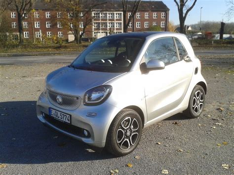 smart car smart fortwo