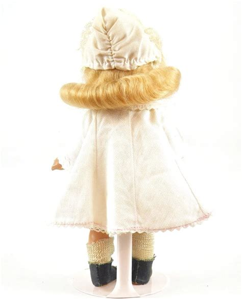 vogue composition doll vintage vogue toddles ginny composition doll 1940 1943