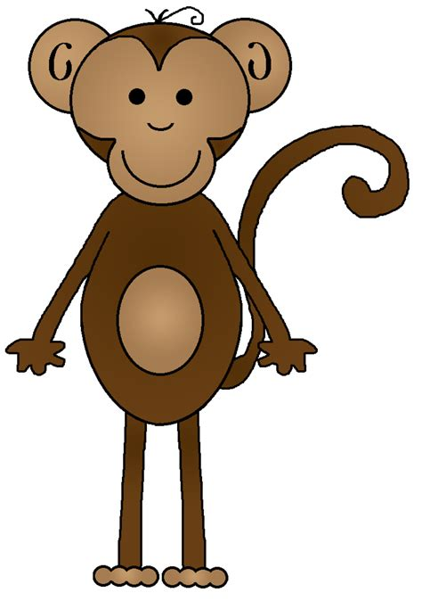 monkey clipart graphics by ruth monkeys