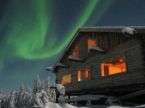 can you see the northern lights in fairbanks alaska best place to see aurora borealis or northern lights