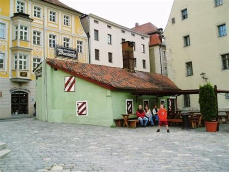 sausage house sausage house in regensberg germany built to feed the romans that were building the