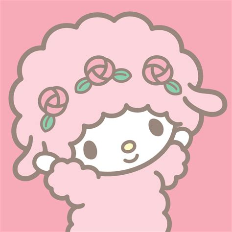 Mukena My Melody Sweet L sanrio friend of the month my melody sanrio sanrio