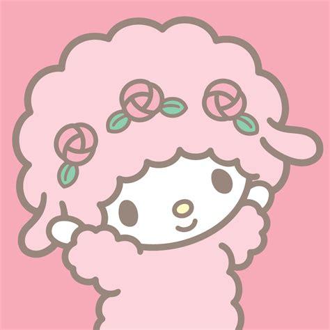 Mukena My Melody Sweet Pink sanrio friend of the month my melody sanrio sanrio