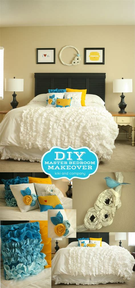 Diy Master Bedroom Makeover by 1000 Images About Bedroom Redo Ideas On Pinterest Diy