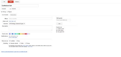 Calendar Gmail 20 Indispensable Calendar Hacks Cpc Strategy