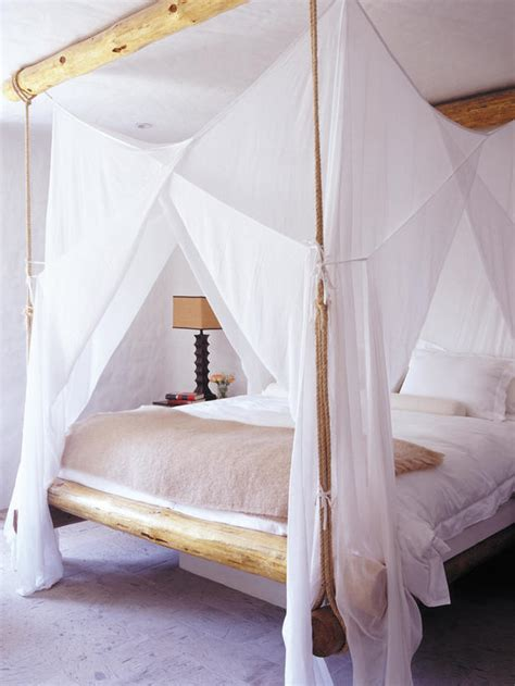 how to hang curtains on a canopy bed how to make a canopy bed without buying a new bed better