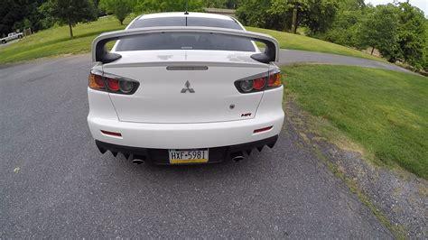 2011 Mitsubishi Lancer Evolution Mr by Fs 2011 Mitsubishi Lancer Evolution Mr Touring Ww Pa