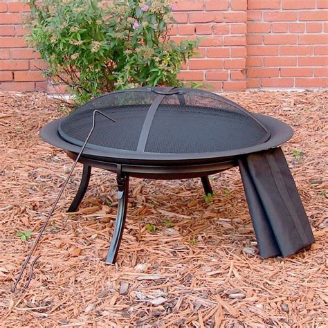 backyard portable fire pit outdoor fireplaces firepits portable steel cing
