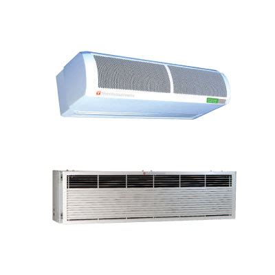 heated air curtains thermoscreens ltd t1000e9r air curtain recessed