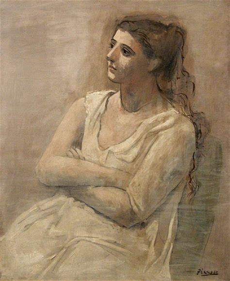picasso paintings classical period in white by pablo picasso flickr photo