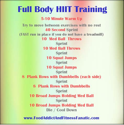 best hiit workouts you can do at home for loss