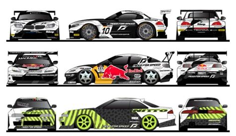 Sticker Toyota Trd Legend Design the designing the need for speed livery