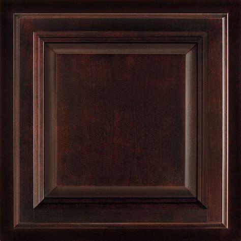 Cabinet Doors Portland Oregon American Woodmark 12 7 8 In X 13 In Cabinet Door Sle In Portland Cherry Java 95031 The