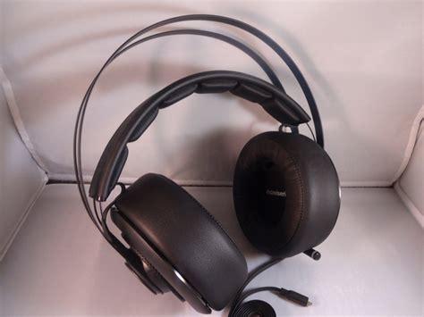Headset Steelseries Siberia Elite steelseries siberia elite prism gaming headset review