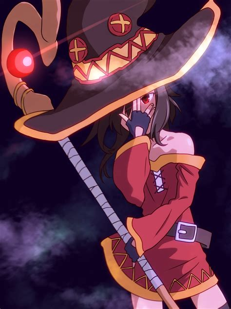 Megumin Anime Wallpapers, 35  HD Megumin Anime Wallpapers